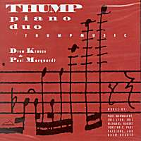 THUMP Piano Duo